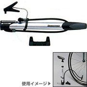 自転車用空気入れ(携帯用) PM-GM06 A400300 モバイルポンプ