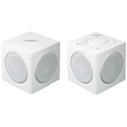 SP-A440-W (ホワイト) [高音質アクティブスピーカー]
