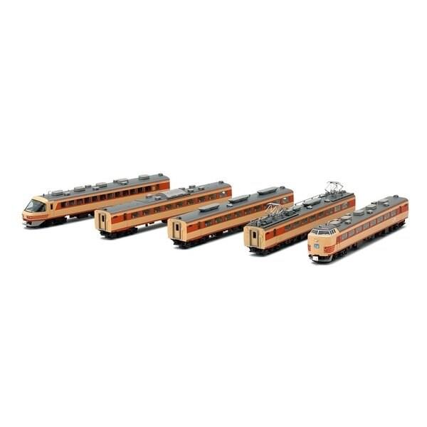 92333 [Nゲージ JR 485系特急電車(雷鳥・クロ481-2000)基本セットA 2020年2月再生産]