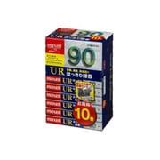 UR-90L 10P(N) [カセットテープ 90分 10本]