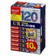 UR-120L 10P(N) [UR-120L 10P(N) [カセットテープ 120分 10本]]