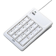 NT-11UW [USBテンキー ホワイト]