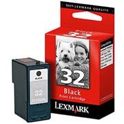 LEX-32-J [LEXMARKプリンター用インクカートリッジ ブラック(標準)]