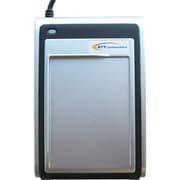 SCR331DI-NTTCom [公的個人認証サービス対応ICカードリーダライタ 非接触/接触式ICカード USBタイプ]
