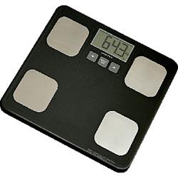 体脂肪体重計 BS-213BK(ブラック) 体重体組成計 ウェーブ