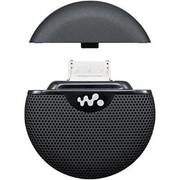 "SRS-NWT10M B [WM-PORT搭載""ウォークマン""用 ミニスピーカー]"