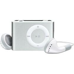 MB518J/A(シルバー) [メモリーオーディオ 2GB] iPod shuffle