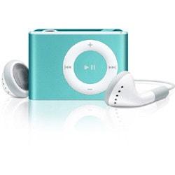 MB520J/A(ブルー) [メモリーオーディオ 2GB] iPod shuffle