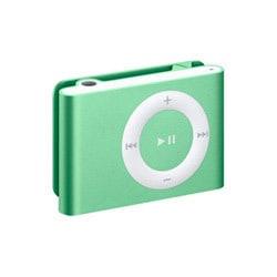 MB522J/A(グリーン) [メモリーオーディオ 2GB] iPod shuffle