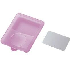 AVD-SCA3NPN (ピンク) [3rd iPod nano用保護フィルム付きシリコンケース]