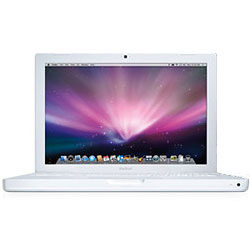 MacBook 2.1GHz Intel Core 2 Duo 13.3インチワイド [MB402J/A]