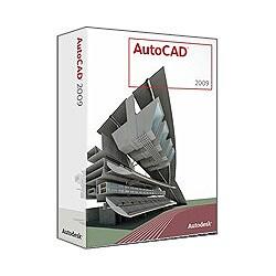 AutoCAD 2009 コマーシャル スタンドアロン版 [Windowsソフト]