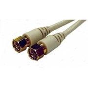S4FF1W-B (ホワイト) [CS・BS用同軸ケーブル F型接栓-F型接栓 1m]