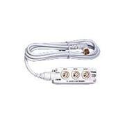 CS3DTL-D [CS3分配器(屋内用) 2Mケーブル付き 全端子通電]
