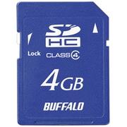 RSDC-S4GC4 [SDHCカード CLASS4 4GB]