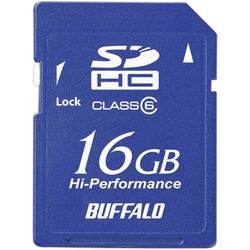 RSDC-G16GC6 [Class6対応 SDHCメモリーカード 16GB]