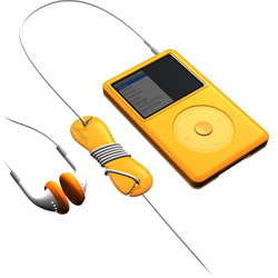SUMLCSK80-OR (オレンジ) [iPod classic 80GB用 スターターキットセット] Loop classic Starter Kit