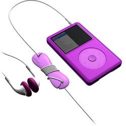 SUMLCSK80-PL (パープル) [iPod classic 80GB用 スターターキットセット] Loop classic Starter Kit