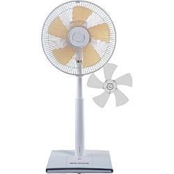 扇風機(リモコン付) AFL-210RI-WH(ホワイト)