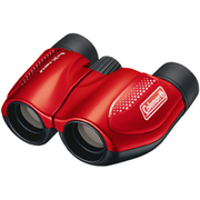 Coleman Binoculars 8×21 [双眼鏡 8倍21mm レッド]