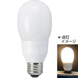 電球形蛍光灯 EFA15EL13Y 省エネランプ A形・E26口金(電球色) 60W電球タイプ