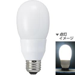 電球形蛍光灯 EFA15ED13Y 省エネランプ A形・E26口金(昼光色) 60W電球タイプ