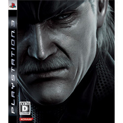 METAL GEAR SOLID 4 GUNS OF THE PATRIOTS 通常版 [PS3ソフト]