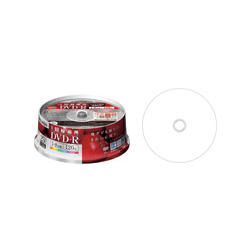 VHR12DP25H2 [録画用DVD-R 120分 1-8倍速 25枚 CPRM対応 インクジェットプリンター対応]