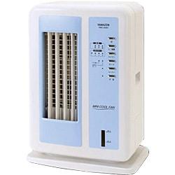 冷風扇 YMC-A401-WB(ホワイトブルー) ミニ冷風扇