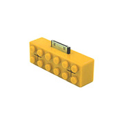 BB5002 [ブロック型スピーカー イエロー]