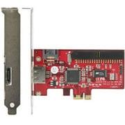 SATA2EI+ATA-PCIe [PCI-Express x1接続 ATA133&SATA3G&eSATA インターフェースボード]