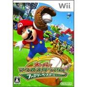 スーパーマリオスタジアム ファミリーベースボール [Wiiソフト]