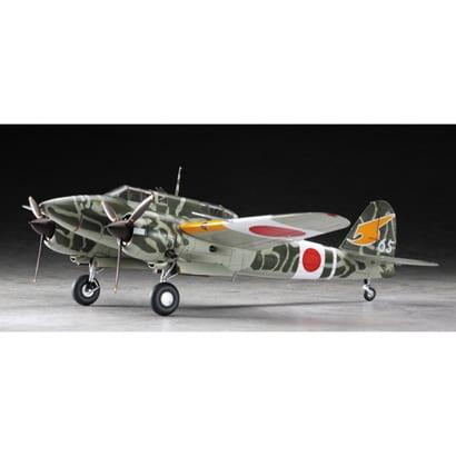 JT95 川崎 キ45改 二式複座戦闘機 屠龍 丁型 [1/48スケール プラモデル]