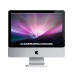 iMac Intel Core2Duo 2.66GHz 20インチワイド [MB324J/A]