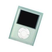 PNC-33 [第3世代 iPod nano用角型シリコンジャケット クリアミント]