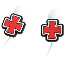IC01 [iPod用アップル社製純正イヤホン新旧両モデル可対応イヤホン・アクセサリー アイアンクロス]
