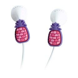 PP01 [iPod用アップル社製純正イヤホン新旧両モデル可対応イヤホン・アクセサリー ピンクパイン]