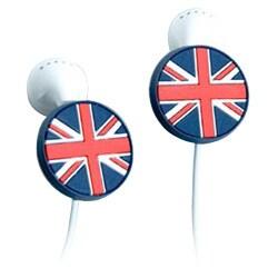 BI01 [iPod用アップル社製純正イヤホン新旧両モデル可対応イヤホン・アクセサリー ブリティッシュバド]
