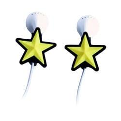 LS01 [iPod用アップル社製純正イヤホン新旧両モデル可対応イヤホン・アクセサリー ハリウッドスター]