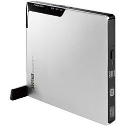 DVRP-U8XLE [USB2.0対応 バスパワー対応 ポータブルDVDドライブ]