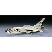 F-8E クルセイダ- [1/72スケール プラモデル]