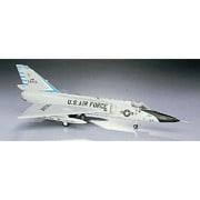 アメリカ空軍 戦闘機 F-106A デルタダート [1/72スケール プラモデル]