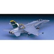 F/A-18C ホーネット [1/72スケール プラモデル]