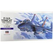 F-14A トムキャット(ハイビジ) [1/72スケール プラモデル]