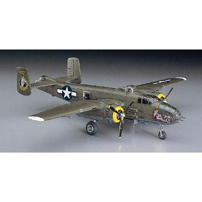 B-25J ミッチェル [1/72スケール プラモデル]