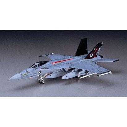 F/A-18E スーパーホーネット [1/72スケール プラモデル]