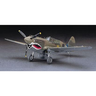 JT86 P-40E ウォーホーク [1/48スケール プラモデル]