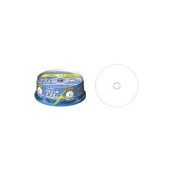 DTR85HP25S [データ用DVD+R 片面2層 8.5GB 8倍速 インクジェットプリンタ対応 スピンドルケース 25枚]