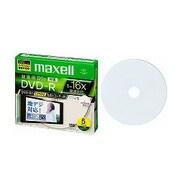 DRD120WPC.S1P5S B [録画用DVD-R 120分 1-16倍速 CPRM対応 5枚 インクジェットプリンター対応]