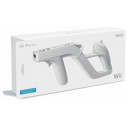Wiiザッパー RVL-A-ZA [Wii用]